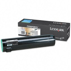 Lexmark - C930H2KG - Lexmark C935 Black High Yield Toner Cartridge - Laser - High Yield - 38000 Page - 1 Each