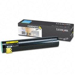 Lexmark - C930H2YG - Lexmark High Yield Yellow Toner Cartridge - Laser - 24000 Page - 1 Each