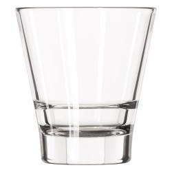Libbey - 10031009367112 - Endeavor Rocks Glasses, 9 oz, Glass, Clear