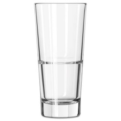 Libbey - 10031009367143 - Endeavor Beverage Glasses, 12 oz, Clear