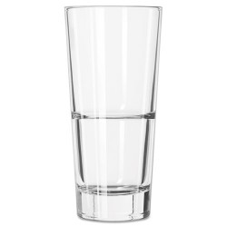 Libbey - 10031009367150 - Endeavor Beverage Glasses, 14 oz, Clear