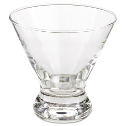 Libbey - 10031009364098 - Cosmopolitan Beverage Glasses, Cocktail/Dessert, 8.25 oz, 3 7/8 Tall