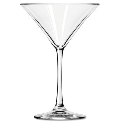 Libbey - 10031009308269 - Vina Fine Cocktail Glasses, Martini, 8oz, 6 7/8 Tall