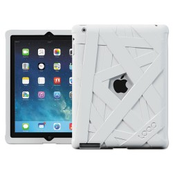 Loop Attachment - LOOP5WHT - Mummy Case for iPad 4th Gen, White