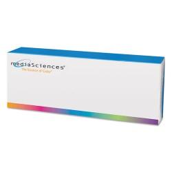 Media Sciences - MDA44004 - 44004 Compatible 331-8430 Toner, Yellow
