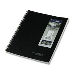 Acco Brands - 06064 - Side Bound Guided Business Notebook, Action Planner, 11 x 8 1/2, 80 Sheets