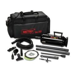 METROPOLITAN VACUUM CLEANER - MDV-3TCA - Metro Vac 2 Speed Toner Vacuum/Blower, Includes Storage Case and Dust Off Tools