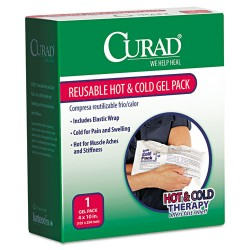 Medline - CUR959 - Reusable Hot & Cold Pack, w/Protective Cover