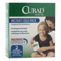 Medline - CUR961R - Instant Cold Pack, 2/Box