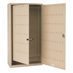 MMF Industries - 201013003 - Steelmaster Fob Key Cabinet 130 Key Capacity