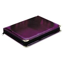 MMF Industries - 201504817 - MMF Carrying Case for Key - Burgundy - Vinyl