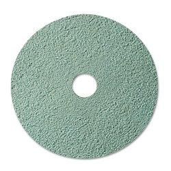 3M - 3100 - 19 Aqua Burnishing Pad, Non-Woven Nylon/Polyester Fiber, Package Quantity 5