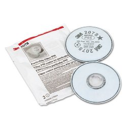 3M - 2078 - P95 Particulate Filter Nuis Level Ov/ag Relief