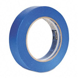 3M - 2090-1A - Scotch Scotch-Blue Multi Surface Painter's Tape - 1 Width x 60 yd Length - Removable - 1 Roll - Blue
