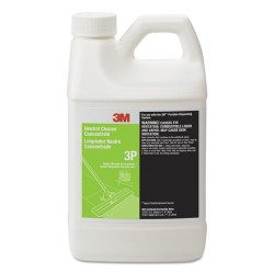 3M - 3PEA - Neutral Cleaner Concentrate, Fresh Scent, 1.9L Bottle