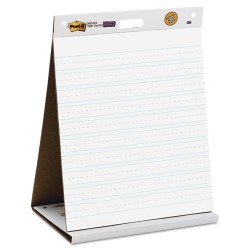 3M - 563PRL - Easel Pad Table Top Primary Ruled