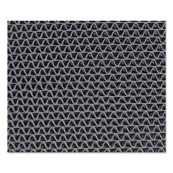 3M - 625046GY - Nomad 6250 Z-Web Medium-Traffic Scraper Matting, 48 x 72, Gray