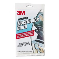 3M - 9027 - 3M Scotch-Brite Electronics Cleaning Cloth - Polyester/Nylon - 1 Each