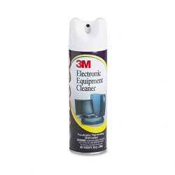 3M - CL600 - 3M Anti-Static Electronic Equipment Spray Cleaner - 1 Each - Aqua