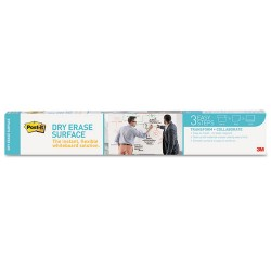 3M - DEF3X2 - Post-it - Dry erase surface - 35.98 in x 24.02 in - non-magnetic