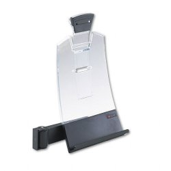 3M - DH445 - 3M Flat Panel/LCD Document Holder - 2.8 Height x 9 Width x 10 Depth - Silver