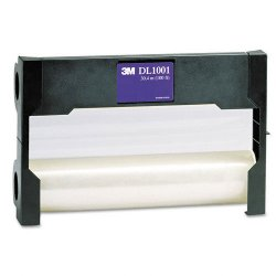 "3M - DL1001 - Scotch Dual Laminate Refill Cartridge For Heat-Free Laminating Machine LS1000 - Laminating Pouch/Sheet Size: 12"" Width x 100 ft Length x 5.60 mil Thickness - Glossy - for Presentation, Artwork, Document, Schedule, Presentation, Phone List,"
