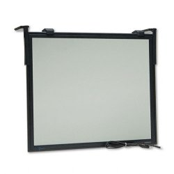 3M - EF200XLB - 3M EF200XLB Executive Anti-glare Computer Filter - For 18, 17Monitor