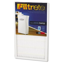 3M - FAPF02-4 - Filtrete Air Cleaning Airflow Systems Filter - For Air Purifier