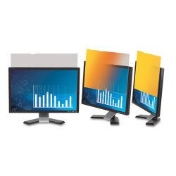 "3M - GPF19.0 - 3M GPF19.0 Gold Privacy Filter for Desktop LCD Monitor 19.0"" - For 19""Monitor"