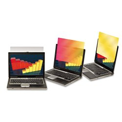 "3M - PF8.9W - 3M PF8.9 Privacy Filter for Widescreen Netbooks (16:9) Black - For 8.9""Netbook"