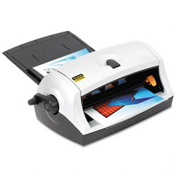 "3M - LS960 - Scotch Heat-free 8-1/2"" Laminating Machine - 8.50"" Lamination Width - 100 mil Lamination Thickness"