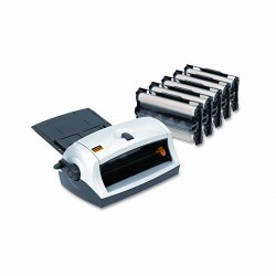 "3M - LS960VAD - Scotch Heat-free Laminator Value Pack - 8.50"" Lamination Width - 100 mil Lamination Thickness"