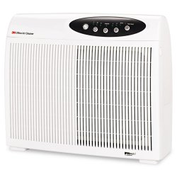 3M - OAC150 - 3M Office Air Cleaner With Filter - Ionizer - 256 Sq. ft. - White