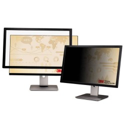 3M - PF324W9 - 3M PF324W9 Framed Privacy Filter for Widescreen Desktop LCD Monitor - For 24Monitor