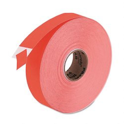 Avery Dennison - 925075 - Monarch Model 1131 Pricemarker Labels - 7/16 Width x 2 5/32 Length - Red - 2500 / Roll