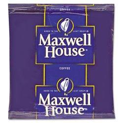 Maxwell House - 395640 - Coffee Filter Packs, Regular, .7oz, 100/Carton