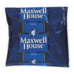 Maxwell House - 866150 - Coffee, Regular Ground, 1.5oz Pack, 42/Carton