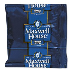 Maxwell House - 866350 - Coffee, Regular Ground, 1 1/10oz Pack, 42/Carton