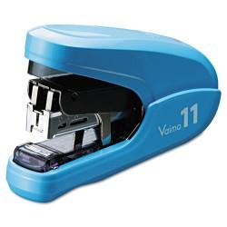 Max USA - HD92320 - Flat Clinch Light Effort Stapler, 35-Sheet Capacity, Blue