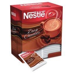 Coffee-mate - 70060 - Hot Cocoa Mix, Dark Chocolate, 0.71 oz, 50/Box