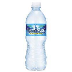 Nestle - 101243 - Bottled Natural Spring Water, .5L, Bottles, 24/Carton