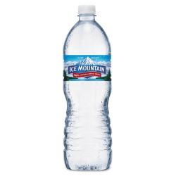 Nestle - 32349 - Natural Spring Water, 1 Liter Bottle, 15 Bottles/Carton