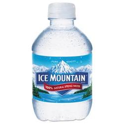 Nestle - 621099 - Natural Spring Water, 8 oz Bottle, 48/Carton