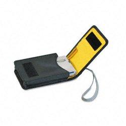 "Norazza - AC158 - Ape Case AC158 Slim Digital Camera Case - Top Loading - 3.75"" x 2.62"" x 1.12"" - Nylon - Black, Hi-Vis Yellow"