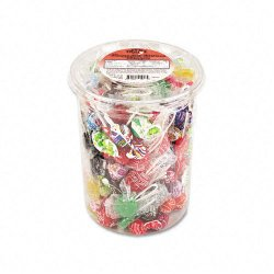 Office Snax - 00017 - Top o' the Line Pops, Candy, 3.5lb Tub