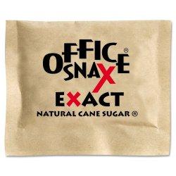 Office Snax - 000063 - Natural Cane Sugar, 2000 Packets/Carton