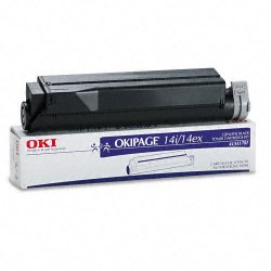 Okidata - 41331701 - Oki Black Toner Cartridge - LED - 4000 Page - 1 Each