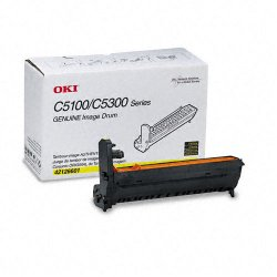 Okidata - 42126601 - Oki C6 Drum Cartridge - 15000 Page - 1 Each - OEM