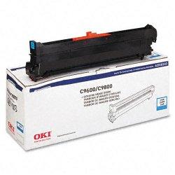 Okidata - 42918103 - Oki Type C7 Cyan Image Drum - 42000 - 1 Each