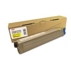 Okidata - 42918981 - Oki TYPE C7 Yellow Toner Cartridge - Laser - 16500 Page - 1 Each